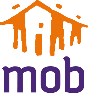 MOB's logotype